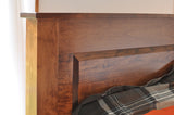 Image of customizable, solid wood detail of Queen Esther Bedroom Collection from Harvest Home Interiors Amish Furniture