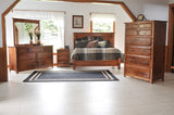 Image of customizable, solid wood Queen Esther Bedroom Collection from Harvest Home Interiors Amish Furniture
