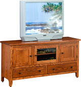 "HHI's Shaker 60"" TV Stand - Harvest Home Interiors"