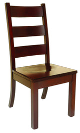Western Hi-Back Dining Chair - Harvest Home Interiors