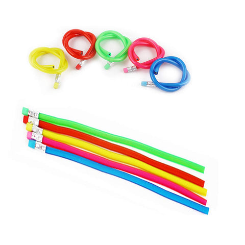 4pc Flexible unbreakable pencil - My Sensory Tools