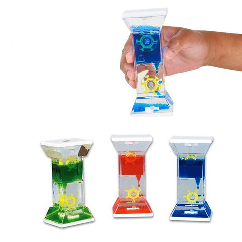 2-Wheel Liquid Motion Timer - My Sensory Tools