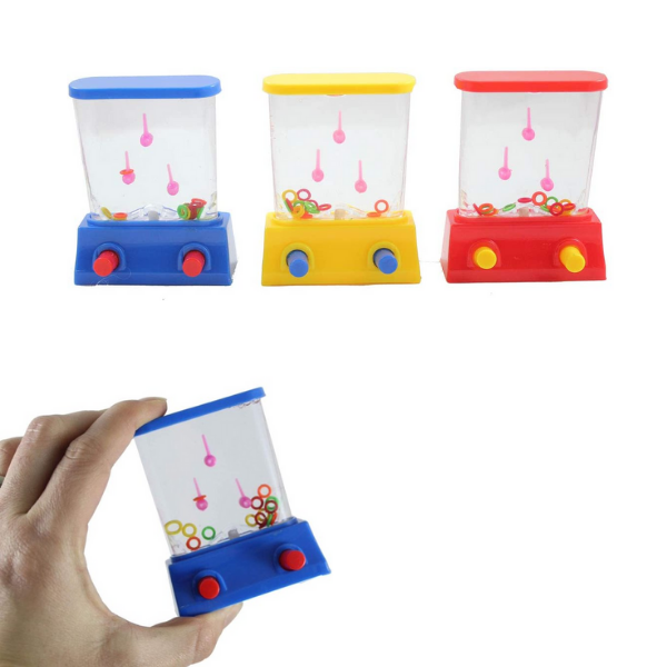 Ring Water Arcade Game