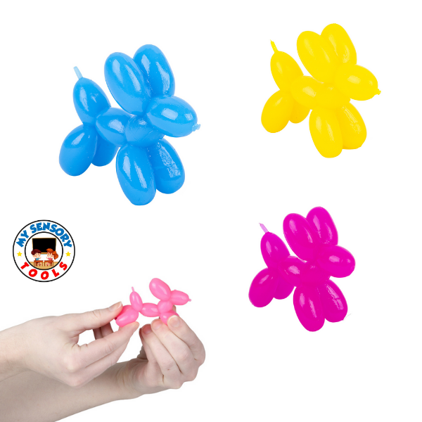 Balloon Dog Fidget Fidget Toy The Toy Network 3.00 My Sensory Tools