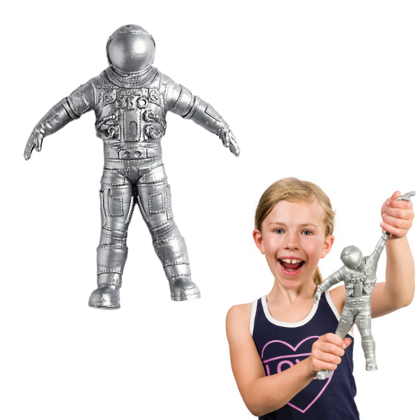 Super stretchy astronaut  Toy Smith 10.00 My Sensory Tools