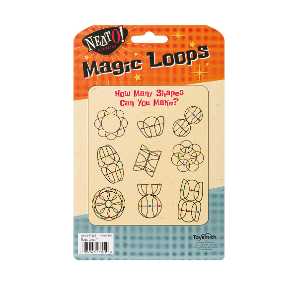 Magic Loops  Toy Smith 6.00 My Sensory Tools