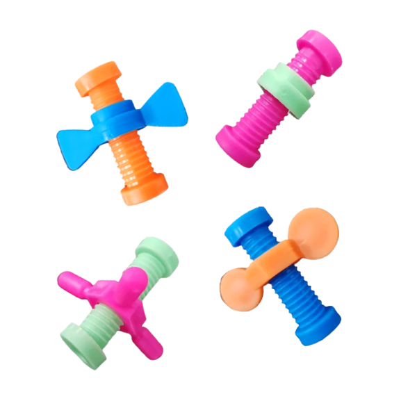 Twisty Finger Fidgets  Fun Express 0.79 My Sensory Tools