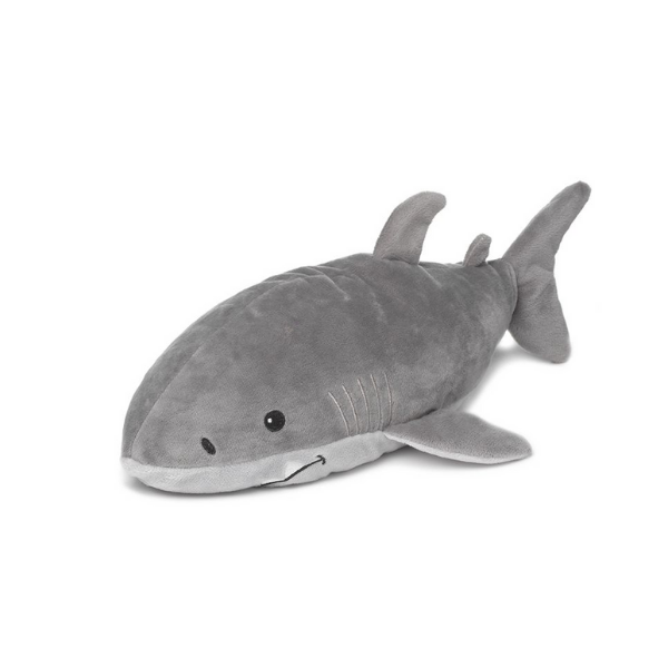 "13"" Warmies® Calming Weighted SHARK"
