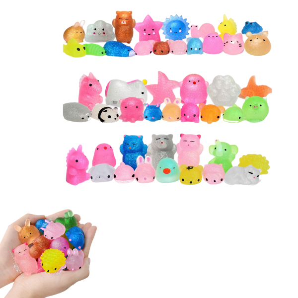 Shimmer Mochi Squishies  Unknown 0.89 My Sensory Tools