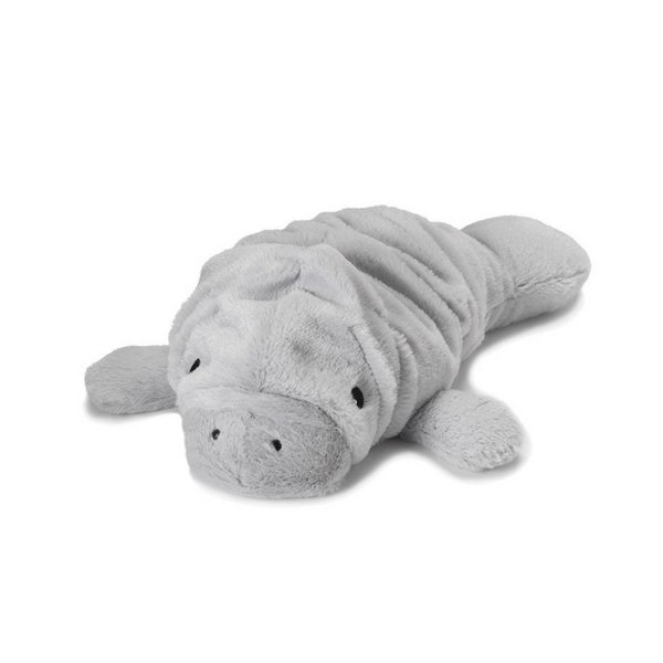 "13"" Warmies® Calming Weighted MANATEE"