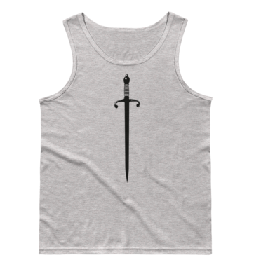 Tank Top Heather Grey