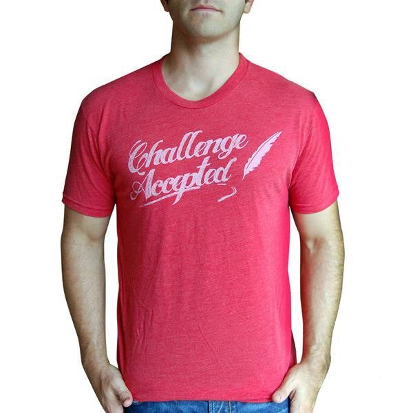 Challenge Accepted T Shirt - 6 Colors - Dueling