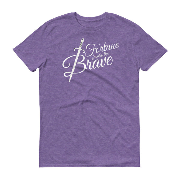 Purple T Shirt Mens