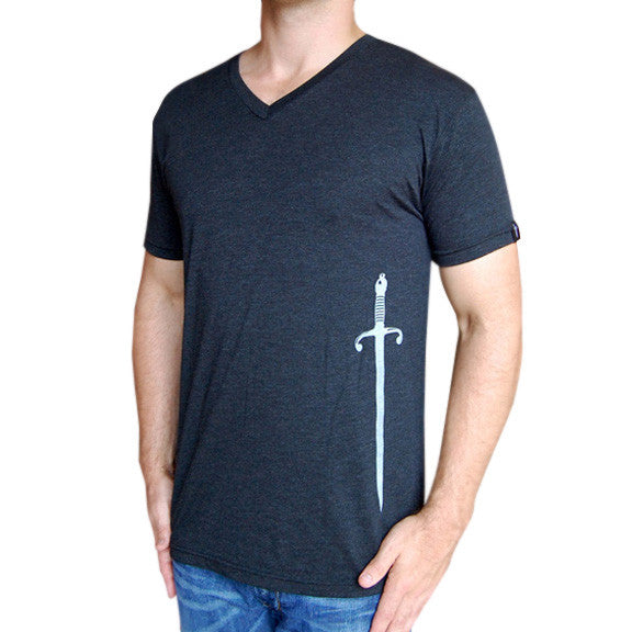 Sword T Shirt Black