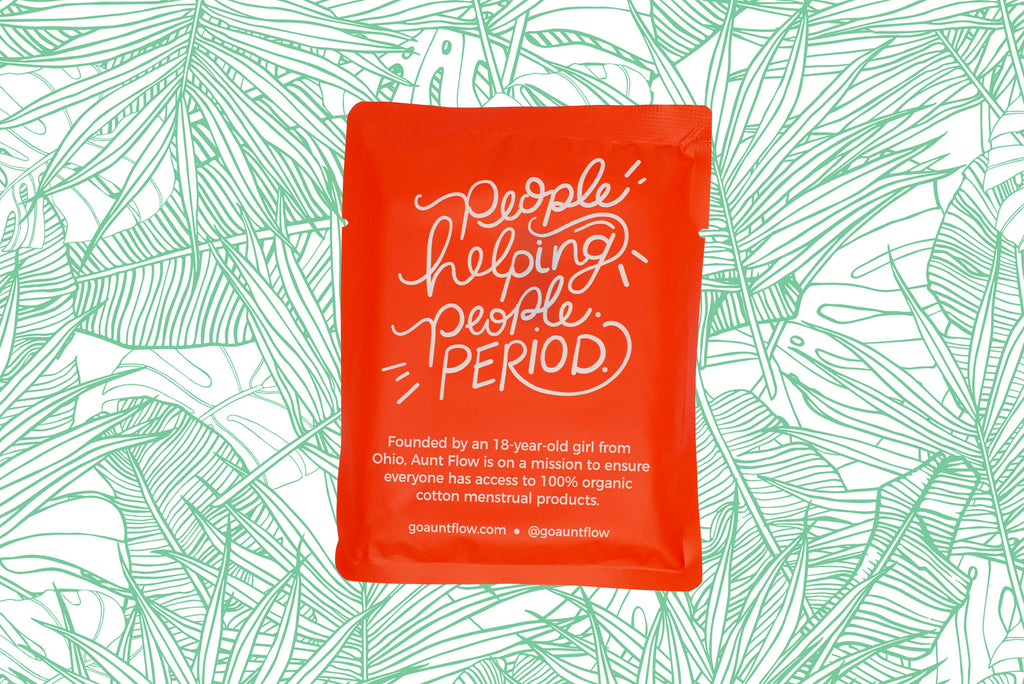 Sustainability Matters: Organic Cotton Menstrual Products
