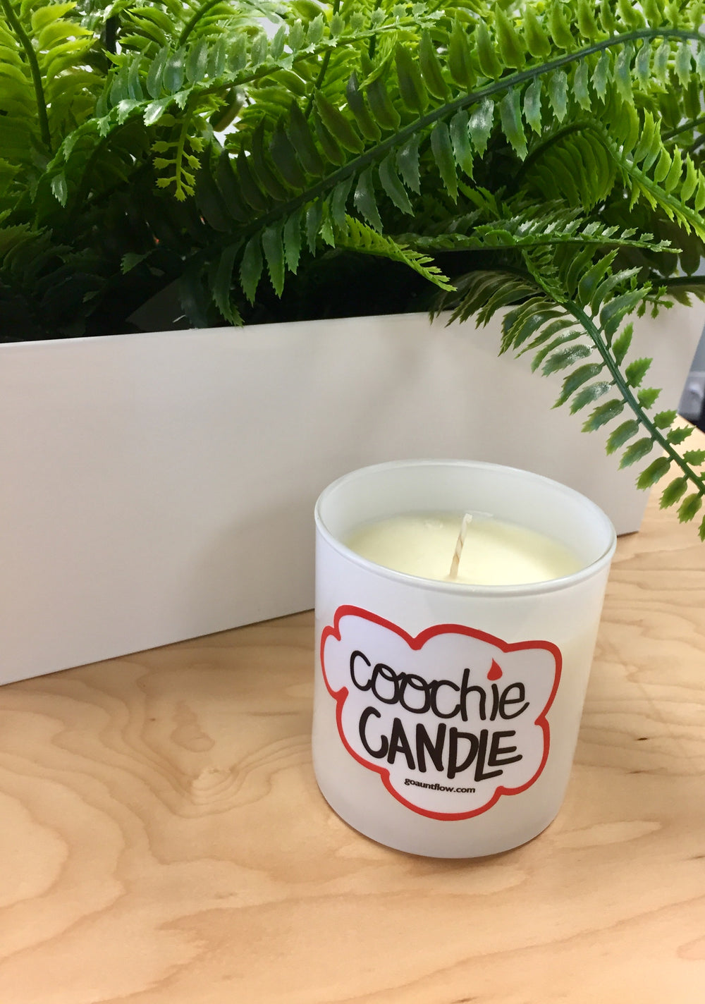 Coochie Candle