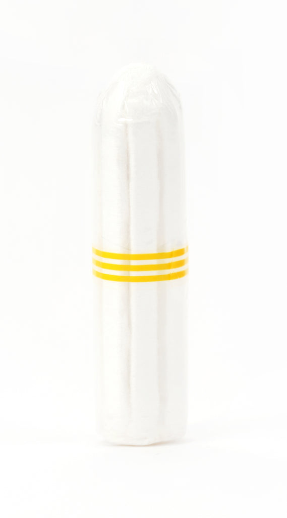 CASE- NON Applicator Tampons, 100% Organic Cotton