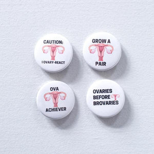 Uterus Badge Pack ($2 off)