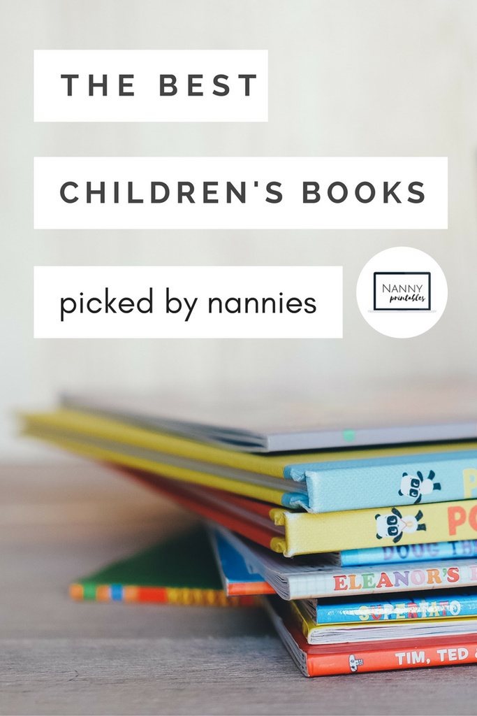 The Best Children's Books as picked by nannies