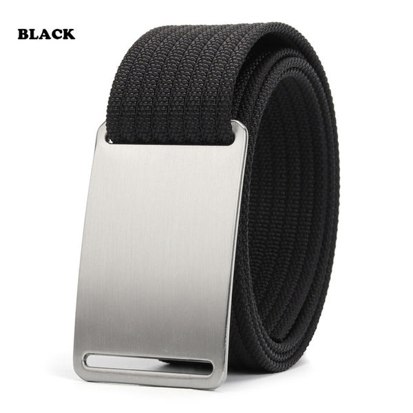 Canvas Designer Tactical Belt For Men