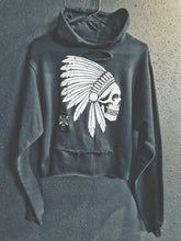 Load image into Gallery viewer, 17- Apache Crop Hoodie