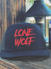 Load image into Gallery viewer, 548- Lone Wolf Hat