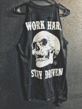Work Hard Tank Top - 164/Tank