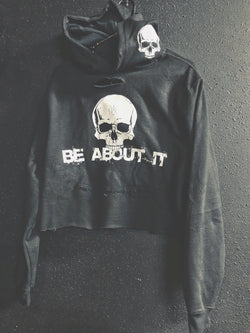 About It Crop Hoodie - 158/Crop