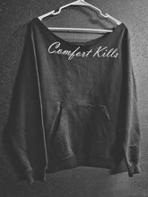 Load image into Gallery viewer, 134- Comfort Wide Neck Hoodie