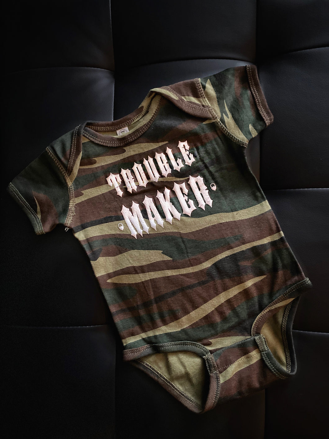 217 - Trouble Maker Onesie