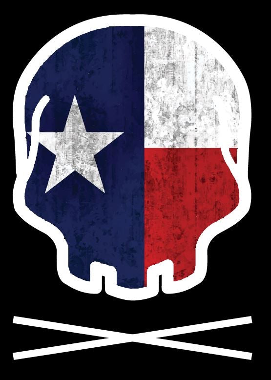 311 - Texas Symbol Decal
