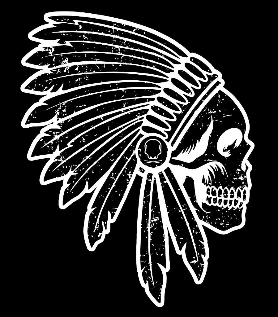 307 - Apache Decal