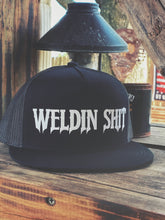Load image into Gallery viewer, 551 - Welding Flatbill SnapBack