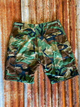 Load image into Gallery viewer, T67- Harley Camo Shorts 38x22