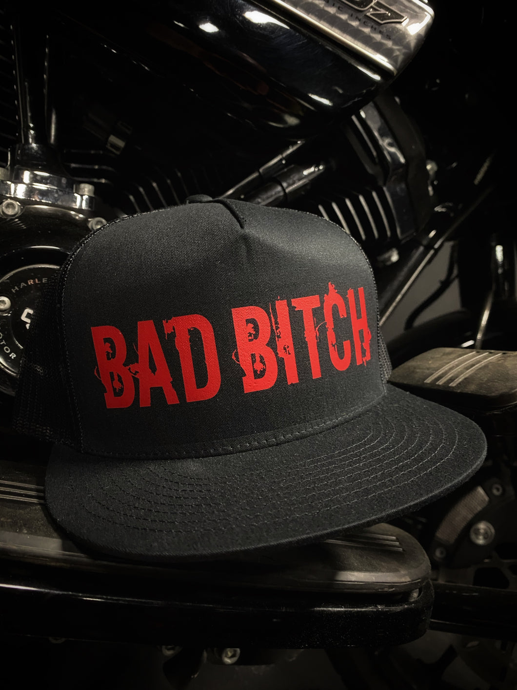 502 - Bad Bitch Hat
