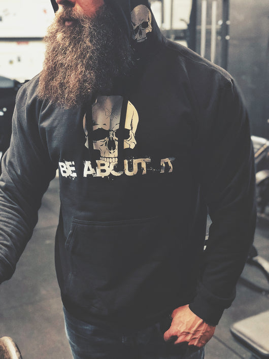 About It Pullover Hoodie - 158