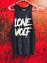35- Blood Lone Wolf Tank Top