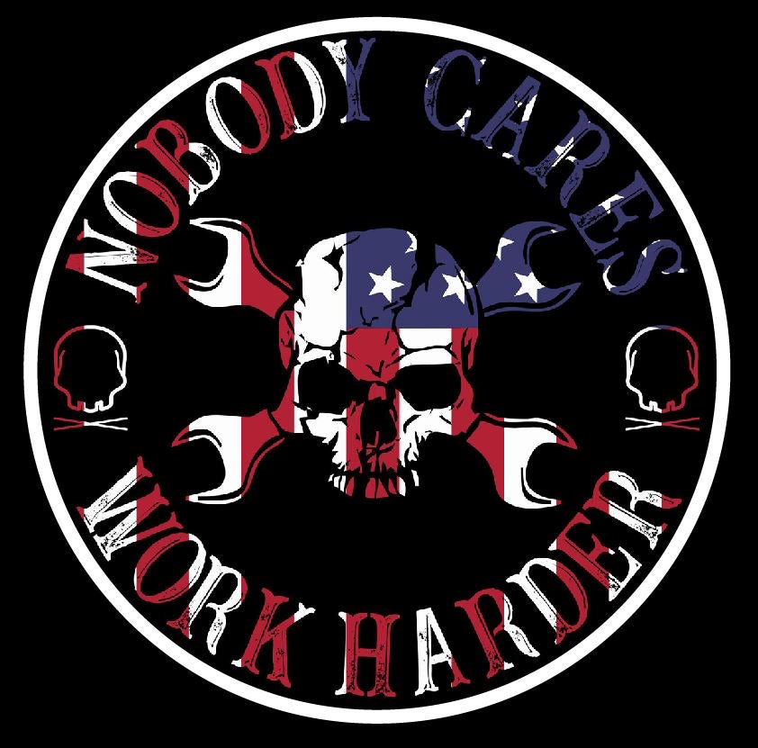 301 - Nobody USA Decal