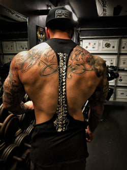 Look Back Stringer Tank Top - 912/Tank