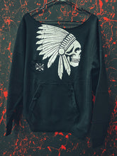 Load image into Gallery viewer, 19 - Apache Wide Neck Hoodie