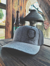 Symbol Flexfit Hat - Dark Grey/Black - 4015