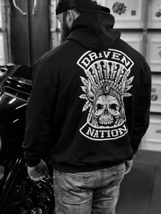 Driven Nation Hoodie - 137
