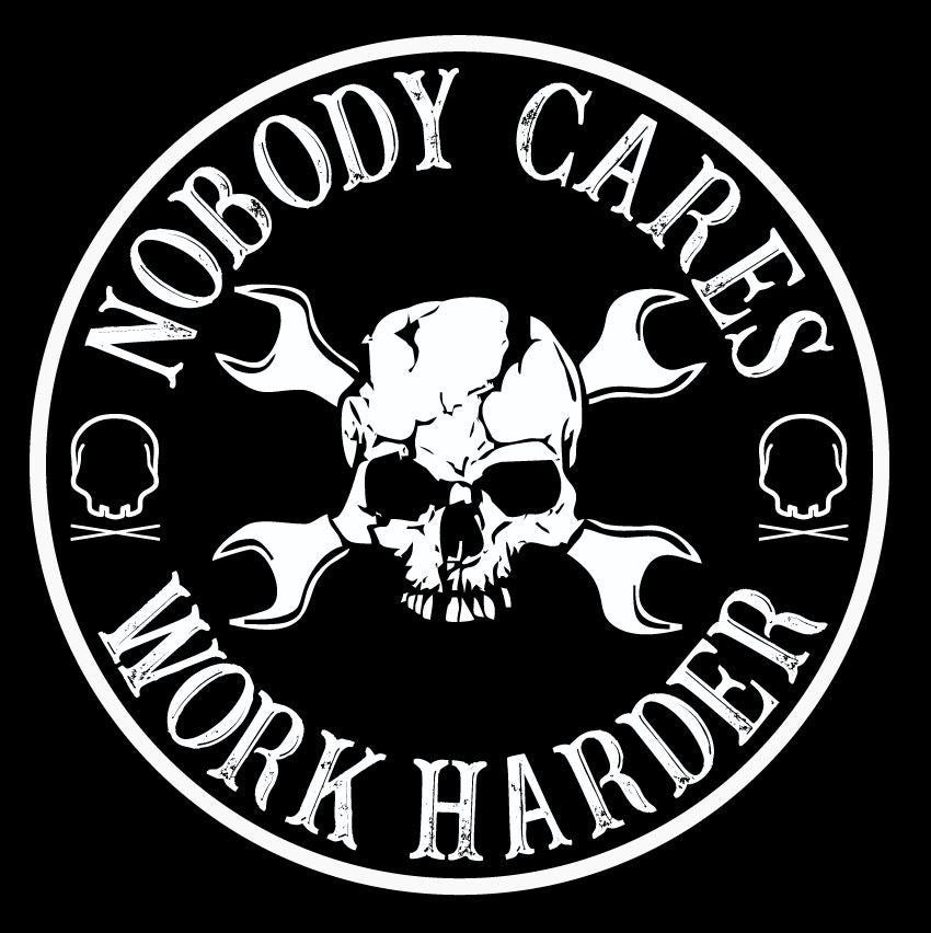 303 - Nobody Decal