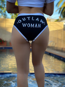 Outlaw Woman BF Brief - 338