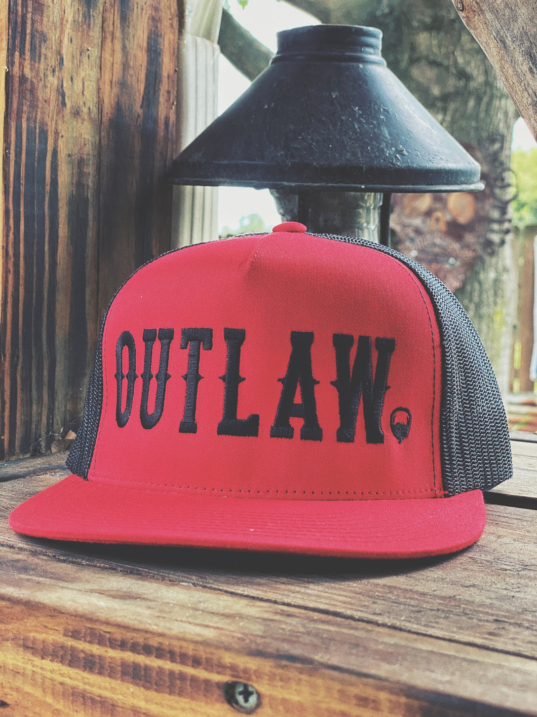 553 - Outlaw Hat