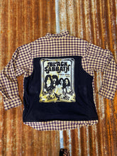 Load image into Gallery viewer, Black Sabbath Flannel- K17 LARGE