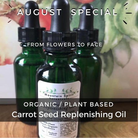 Carrot Seed Replenishing Oil