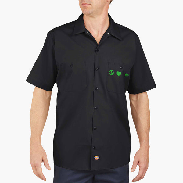 Gypsy Greens Dickies Short Sleeve Shirt