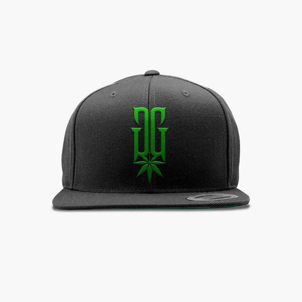 "Gypsy Greens ""GG"" Snapback Hat"