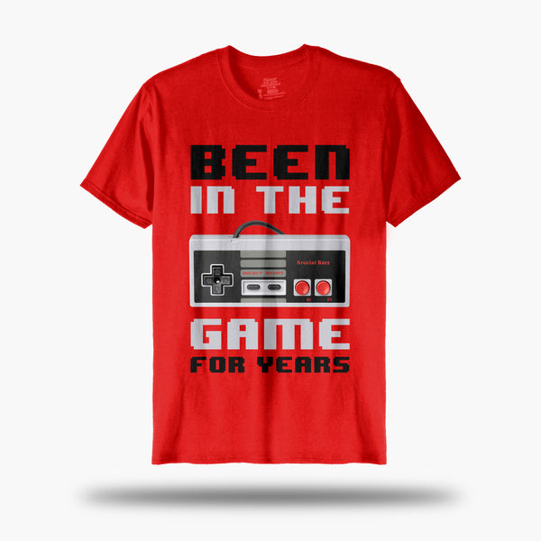 Been In The Game For Years T-shirt